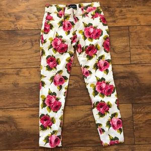 New flower jeans!